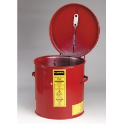 Dip tank for use with flammable liquids - 8 Litre -27602