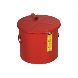 Dip tank for use with flammable liquids - 30 Litre -27608