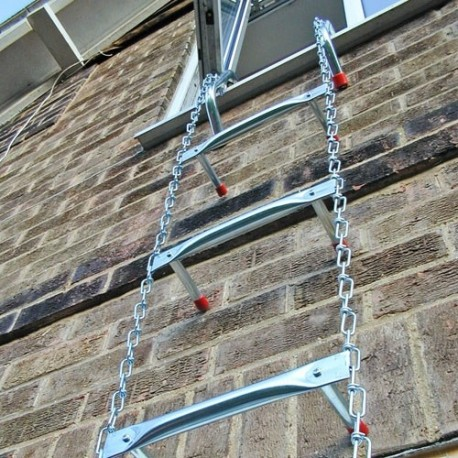 Saf-Escape Fire Escape Portable Ladder -different sizes