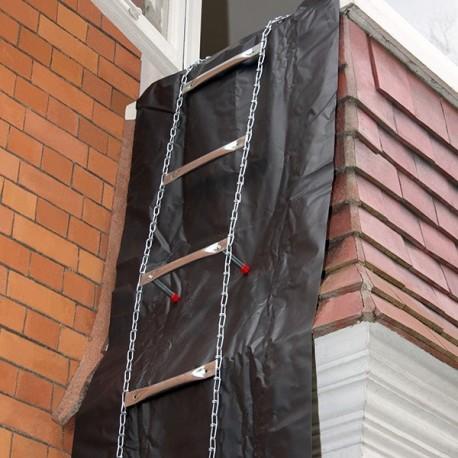 EasyScape Fire Escape Ladder  4.3 Metres (14ft)