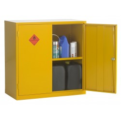 Flammable Liquids Cabinet 2 door 915mm high