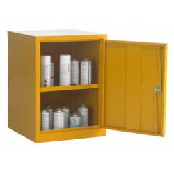 Flammable Liquids Cabinet single door 609mm high