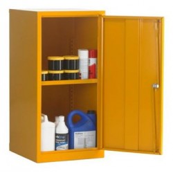 Flammable Liquids Cabinet single door 915mm high