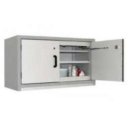 EN 14470-1 Compliant 90 minute rated Flammable Liquids Cabinet 2 door 635mm high