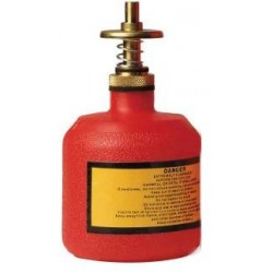 0.24 litre dispensing bottle for dispensing flammable liquid -14004