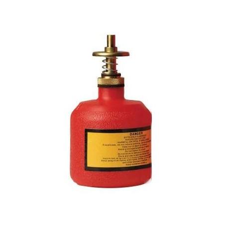 0.24 litre dispensing bottle for dispensing flammable liquid -14004