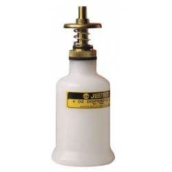 0.12 litre dispensing bottle for dispensing flammable liquids- 14002