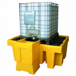 IBC Spill Pallet Overflow Drip Tray for use with SSBB1 & SSBB1C- BBIT
