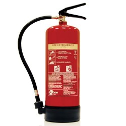 6 Litre Foam Fire Extinguisher