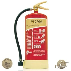 9 Litre Foam Fire Extinguisher - Premium Range-Freeze Protected