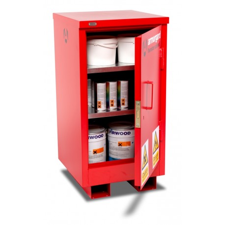 Flamstor Hazardous Storage Cabinet 500x530x980 FSC1
