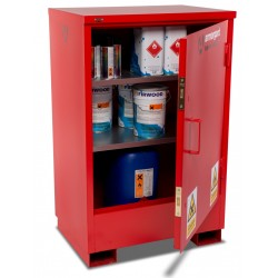 Flamstor Hazardous Storage Cabinet 800x585x1250 FSC2