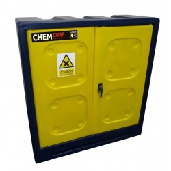Chemcube cabinet 1220x550x1310mm CCC3