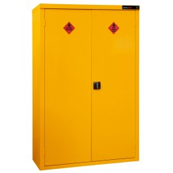 Safestor Floor Cupboard 1200x465x1800mm HFC6