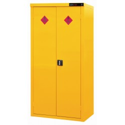 Safestor Floor Cupboard  900x465x1800mm HFC7