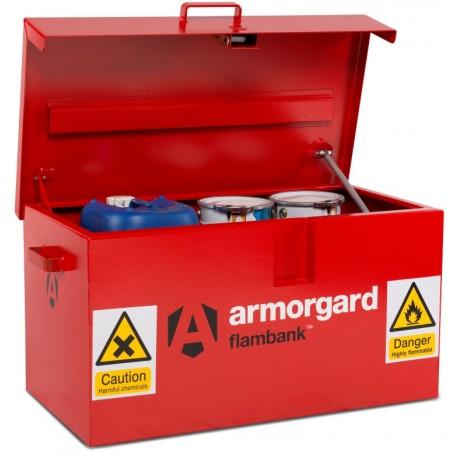 Armorgard Flambank Hazardous Van Box 980x540x475mm FB1