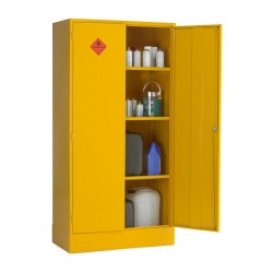 Flammable Liquids Cabinet 2 door 1830mm high