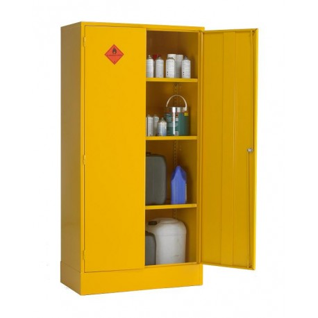 Flammable Liquids Cabinet 2 door 1830mm high