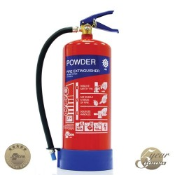 9kg Marine Directive Certified Powder Fire Extinguisher