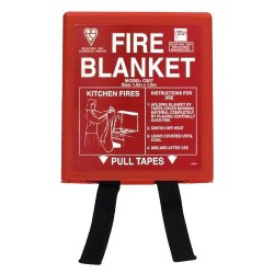Fire Blanket - Various Sizes - Please Select your choice