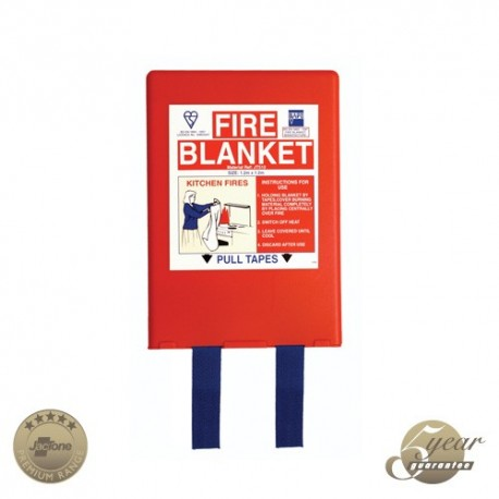 Premium Fire Blanket - Various Sizes - Please Select your choice