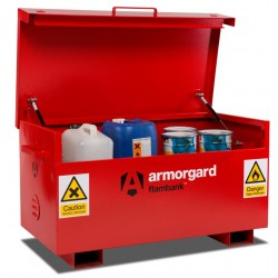 Armorgard Flambank Site Box  1275x665x660mm FB2