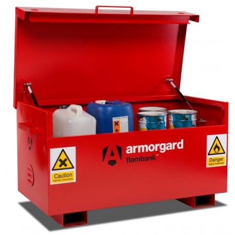 Armorgard Flambank Site Box  1275x665x660mm FB2