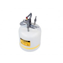 19 Litre HPLC Safety Can with stainless steel fitting