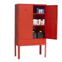 UK Specification Petroleum Storage Cabinet 915L x 457W x 1750H mm