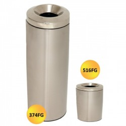 Self Extinguishing Fire Guard Bin with Liner