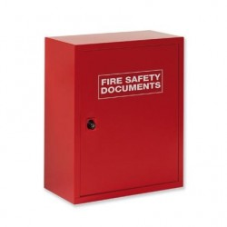 Metal Fire Safety Document Cabinet with Keylock