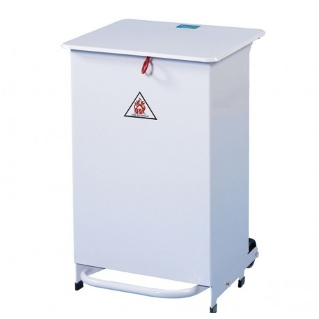 50 litre Pedal & Hand Operated NHS Sack Holder