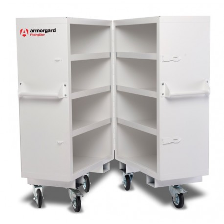 Armorgard Mobile Fittingstor Bi-fold Design FC5