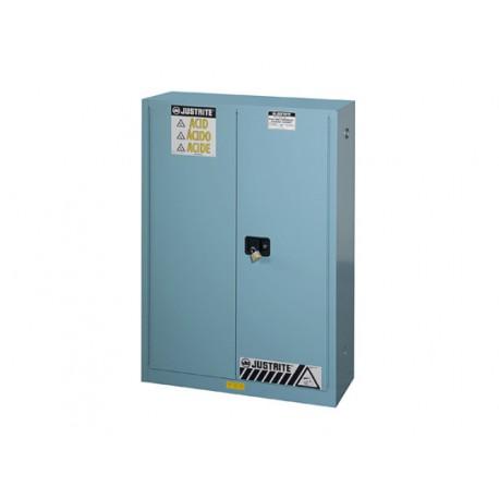 Justrite FM Approved Corrosives/Acids Safety Cabinet 8945221