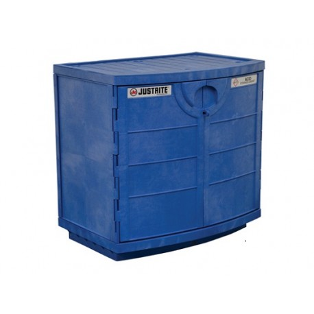 Polyethylene Cabinet for Corrosive Chemicals Justrite 24180