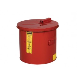 Dip tank for use with flammable liquids - 13 Litre -27603