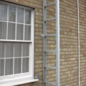 Permanently Fitted Fire Escape Ladders