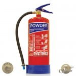 6kg ABC Powder Fire Extinguisher - Premium Range