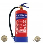 6kg Marine Directive Certified Powder Fire Extinguisher