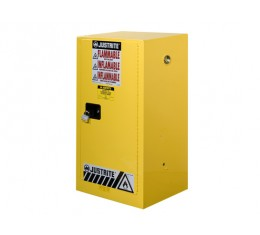Justrite FM Approved Flammable Liquids Cabinet 1118mm H 8915001