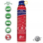 Aerosol BC Powder Fire Extinguisher 950g