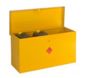 Flammable Liquids Storage Bin - Large with Flat Lid