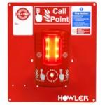 Howler Call Post - Mounting Backboard