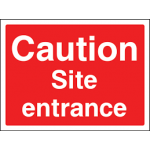 Health & Safety Construction -  Small Business Sign Pack