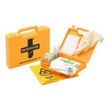 Body Fluid Disposal Kit for 2 Applications from St Johns Ambulance
