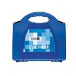An eye wash kit, exclusive to St John Ambulance Supplies.