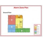 Alarm Zone and Site Layout Plans-  EPB