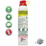 Aerosol Cooking Foam Fire Extinguisher 600ml