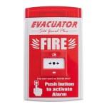 Evacuator Site Guard Plus - Call Point Site Alarm