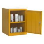 Flammable Liquids Cabinet single door 457mm high